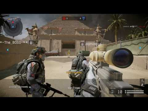 WARFACE  ALGERIAN ESL | Tripple Killers DZ Team vs Mihawk Team [First Match]