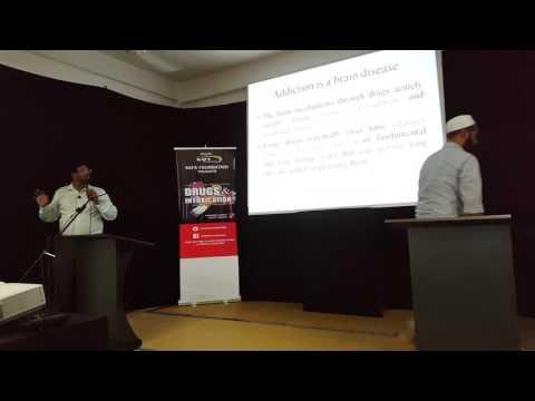 Lukmanul Hakeem KAFA anti drug programme - part 1