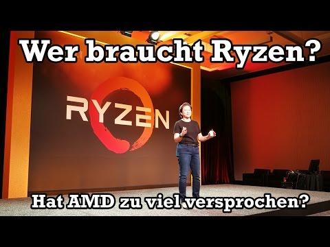 AMD Ryzen | Für wen sind die R7 Prozessoren?