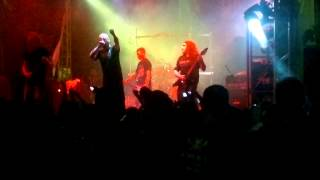 Benediction - Subconscious Terror (Live At Visions of The Rock Festival - Caruaru-PE) By C.Opium