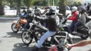 Prime Ore Del Mattino Motoraduno Scalea 2009