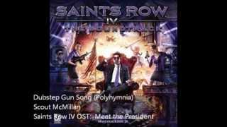 Saints Row IV: Dubstep Gun Song Polyhymnia - Scout McMillan (+ MP3 Download)