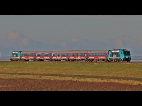 Marschbahn Ersatzverkehr Teil 2 - Der letzte Tag der NOB