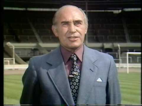 Football - Sir Alf Ramsey - Thames Television