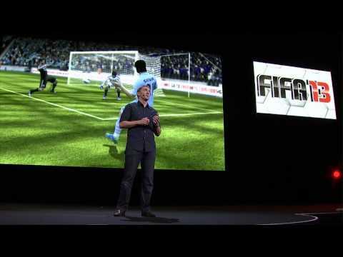 FIFA Soccer 13  - E3 2012 Press Conference