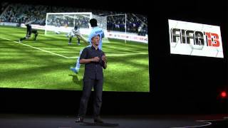 FIFA Soccer 13  - E3 2012 Press Conference