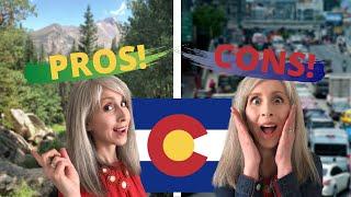 Living in Denver Colorado Pros and Cons    Should You Move To Denver?