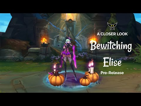 Bewitching Elise Epic Skin (Pre-Release)