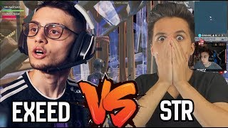 STR vs EXEED: Ecco il TEAM più FORTE in ITALIA! GUARDA chi ha VINTO!