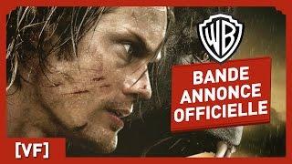 TARZAN - Bande Annonce Officielle (VF) - Alexander Skarsgård