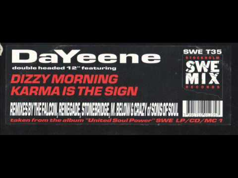 DAYEENE - Karma is the sign (club mix) 1991