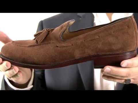 Prestige Tasselled Loafer in Suede from