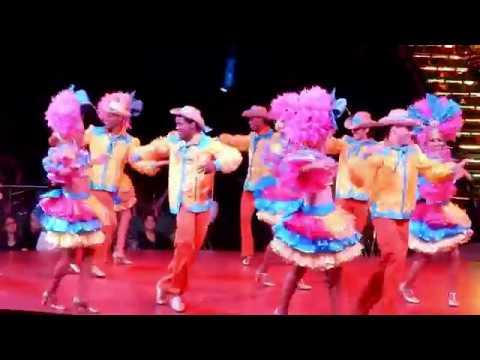 Tropicana shou Gavana !Тропикана! шоу в гаване Tropicana Cabaret