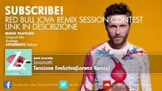 Tensione Evolutiva(Lorenx Remix) - Jovanotti [FREE DOWNLOAD]