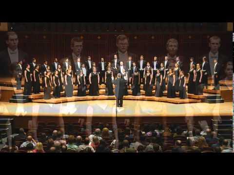 UGA Hodgson Singers: Vere languores nostros (T. L. Victoria) / Two Lenten Motets (P. Łukaszewski)