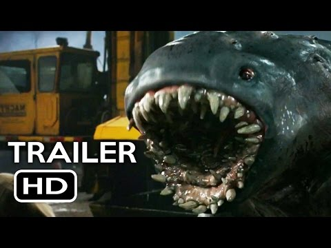 Monster Trucks Official Trailer #2 (2017) Lucas Till, Jane Levy Live-Action Movie HD