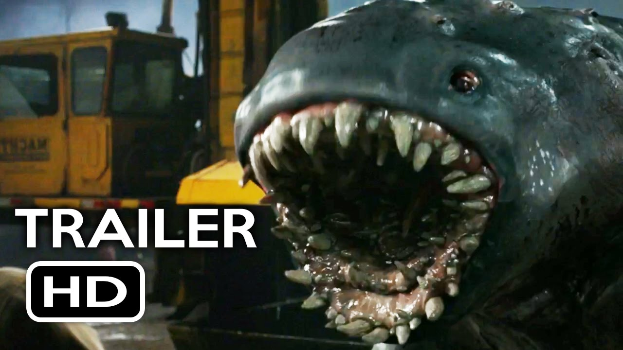 Monster Trucks Official Trailer Lucas Till Jane Levy