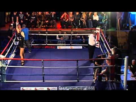 Charlie Hoy vs Francisco Javier Rodriguez Ortega