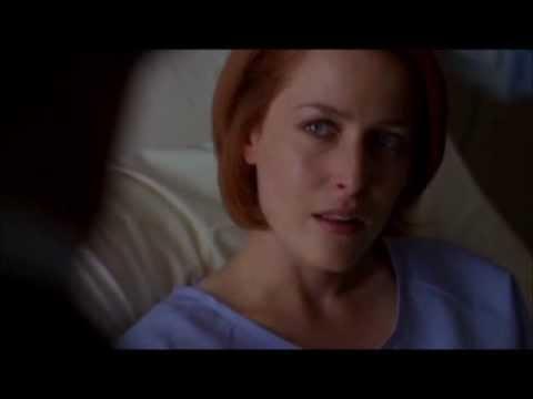 "{X-Files} ""I'm pregnant"""