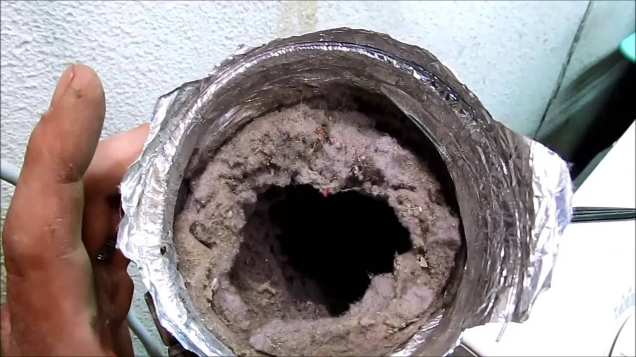 Gas Line And Dryer Vent Replacement Youtube
