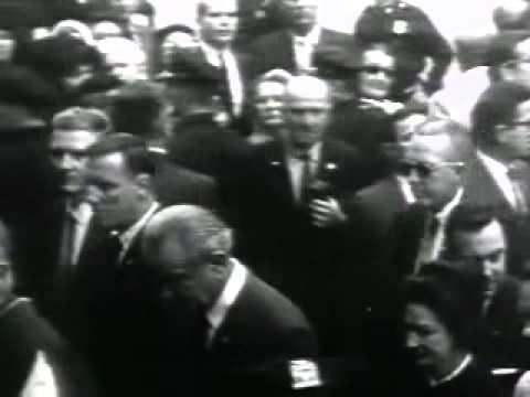 Robert F. Kennedy Funeral - YouTube