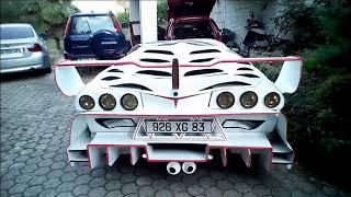 MOTEUR FIAT GT TURBO MONTE SUR  PROTOTYPE  X1/9 FIAT INTEGRALE