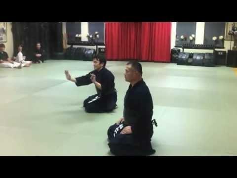 Kendo Demonstration at Life Ki-do