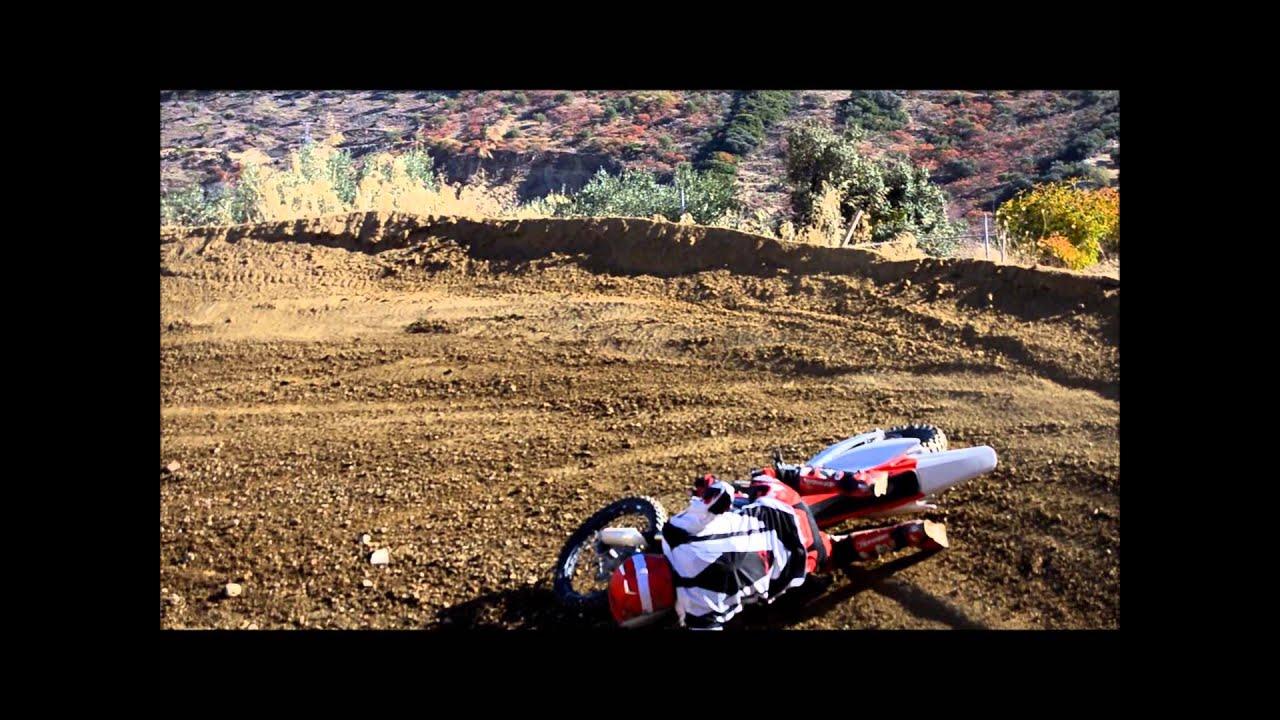 Motocross Circuito De Motocross De Priego De Cordoba Youtube