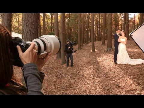 PhotoVision Video: Wedding Shoot Out, 10 Minute Challenge