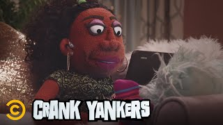 Tiffany Haddish Prank Calls a Haunted Hotel - Crank Yankers (NEW)
