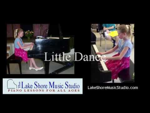 Little Dance - The Lake Shore Music Studio - Piano Lessons Chicago