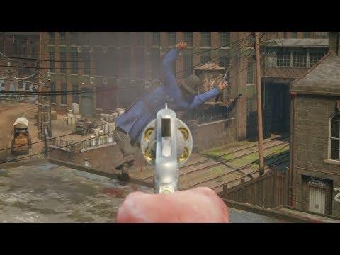 | Red Dead Redemption 2 Gore - Funny & Brutal Moments Compilation |