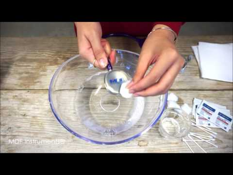 How to Clean Your MDF® Instruments Stethoscope