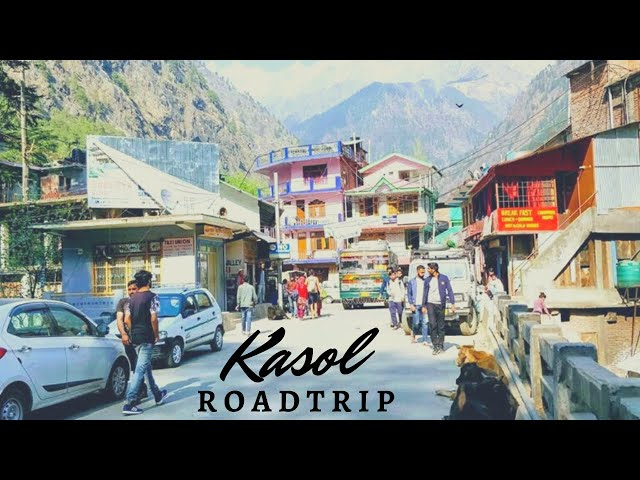Roadtripping With friends to kasol Part1 : Delhi to Kasol Journey