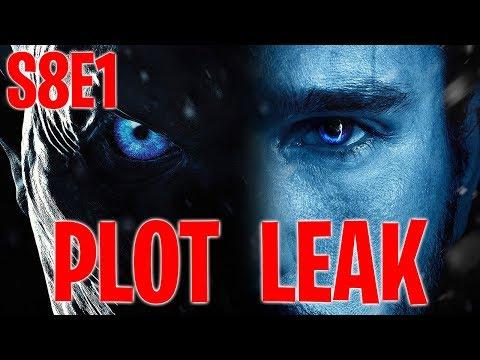 Game of Thrones Season 8 Episode 1 Plot Leaked! | Game of Thrones Season 8