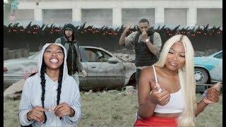 Eminem - Lucky You ft. Joyner Lucas REACTION | NATAYA NIKITA