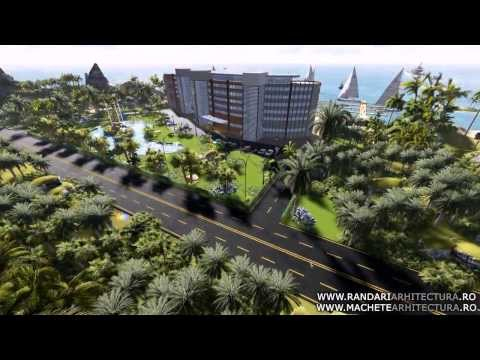 Lumion Project - Hotel