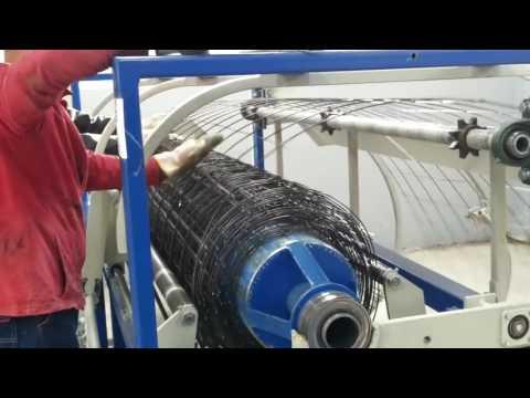 Сетка сварная - автоматическая линия по производству