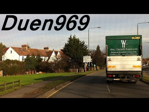 London Streets (501.) - New Malden - South Wimbledon - Colliers Wood - Mitcham - Streatham