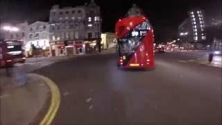 Gt london 11  Cyclingn arond Night London