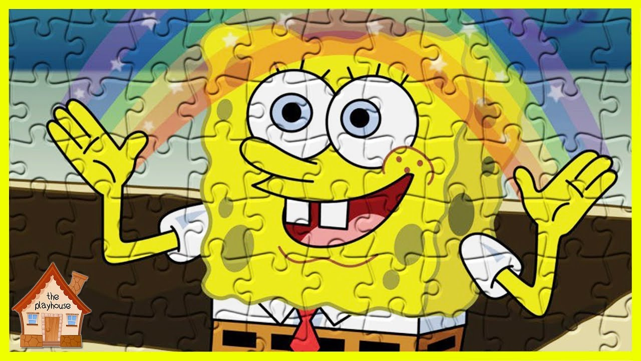 SpongeBob SquarePants Puzzle | The PlayHouse Puzzles for ...
