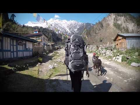 Nepal  | Annapurna Circuit | GoPro