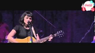 Norah Jones - It Must Have Been The Roses @ Luna Park,Buenos Aires (09.12.12)