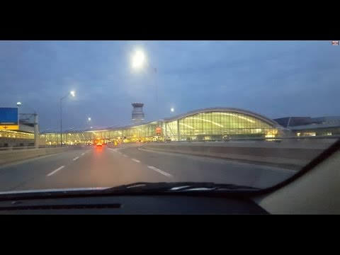 Toronto Pearson International Airport YYZ - Terminal 1