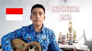 Harvey Malaiholo - Indonesia Jaya (Cover by Jevon Wagey)