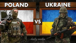 Poland vs Ukraine - Military Power Comparison 2017 (Latest Updates)