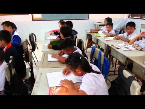 การเขียนคำพื้นฐาน ชั้น ป.3 โรงเรียนประชารัฐพัฒนา
