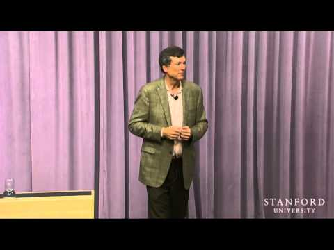 Stanford Seminar - An Entrepreneur in the Non-profit Sector, Steven McCormick