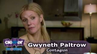 Gwyneth Paltrow 'Contagion' Interview