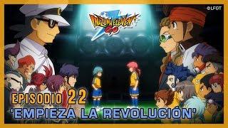 Episodio 22 Inazuma Eleven Go Castellano: «¡EMPIEZA LA REVOLUCIÓN!» thumbnail